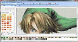 pcstitch cross stitch software