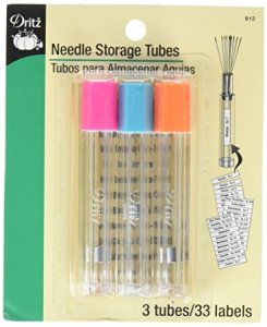 Needle storage tubes (source: alibaba.com)