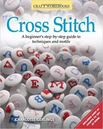 cross stitch beginners book cover