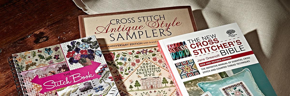 The best cross stitch books lord libidan solutioingenieria Choice Image