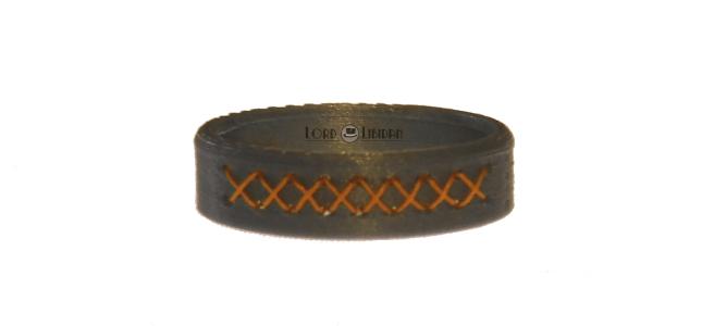 Cross Stitch Ring by Lord Libidan