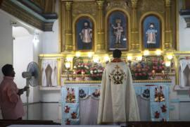 Kuravilangad St. George Feast 2016 (14)