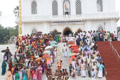 Kuravilangad St. George Feast 2016 (16)