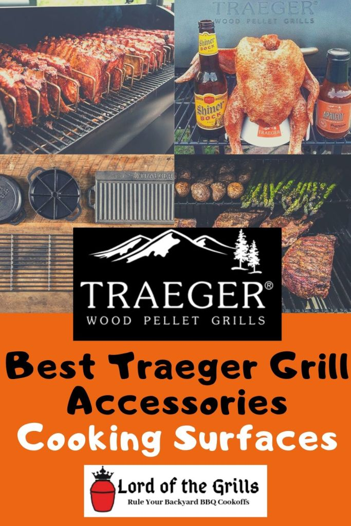 Traeger Cooking Surface