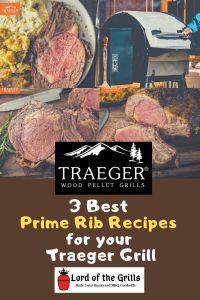 Best Prime Rib Recipes on Traeger Grill