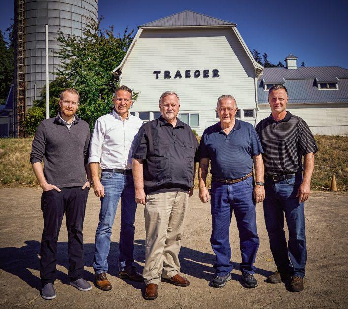 Traeger Grill Inventor Joe Traeger