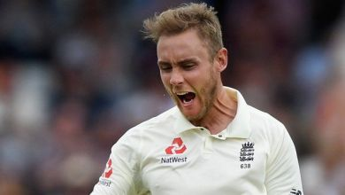 Photo of Stuart Broad expresses displeasure over being left out of the team, for the first Test