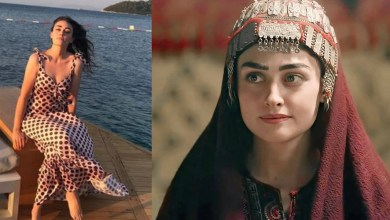Photo of Esra Bilgiç Receives Backlash From Pakistani Fans For Donning An 'Inappropriate' Ouftfit