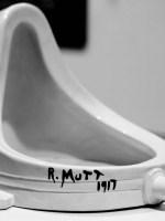 Fountain - Marcel Duchamp