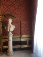 deur naar wc werkkamer burgemeester Palermo