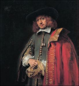 Jan Six Rembrandt