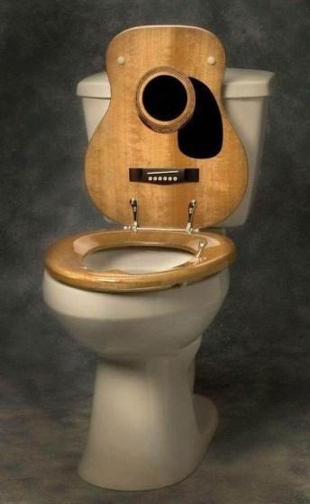 pot met gitaarbril