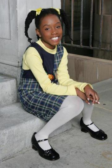 LOS ANGELES - APRIL 16: Imani Hakim stars as Tonya in EVERYBODY HATES CHRIS on UPN Fall 2005. (Photo by Justin Lubin/CBS Photo Archive/Getty Images)
