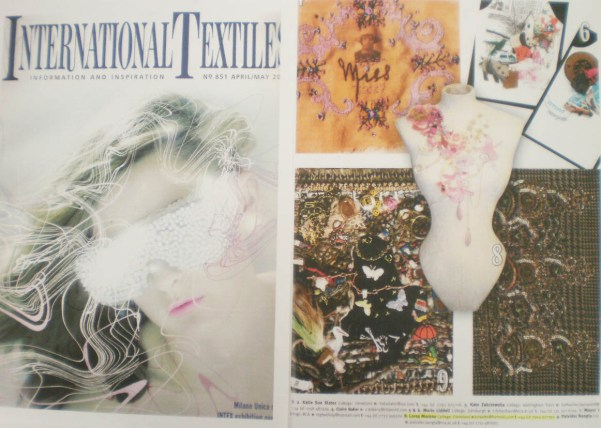 International Textiles magazine,UK