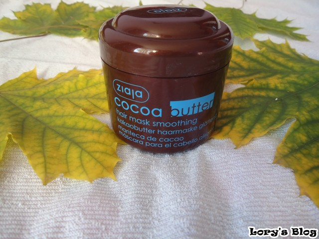 review-masca-de-par-ziaja-unt-de-cacao