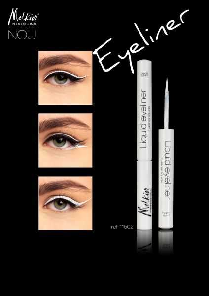 Eyeliner lichid alb MELKIOR 39lei (2)