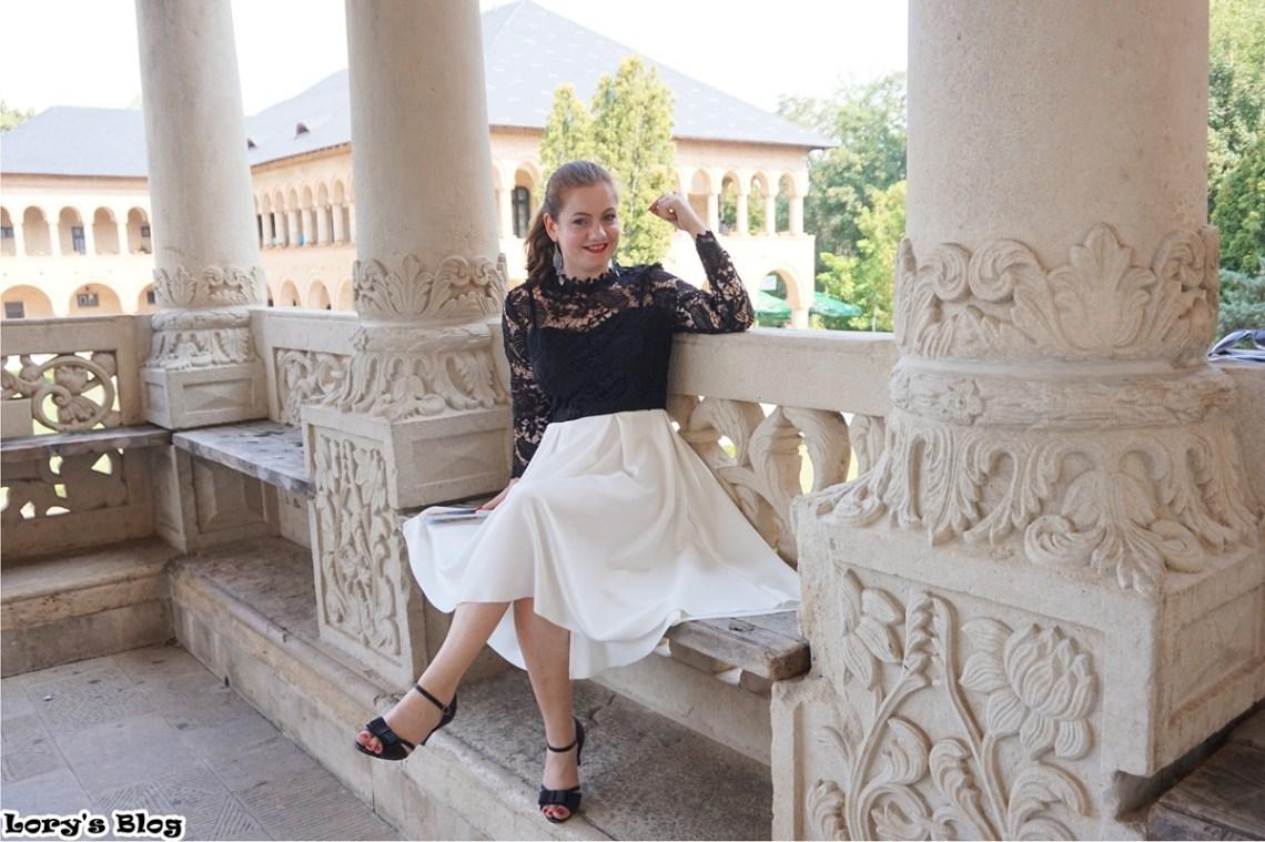 rochie-eleganta-alb-negru-shein