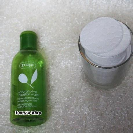 solutie micelara Ziaja Natural Olive