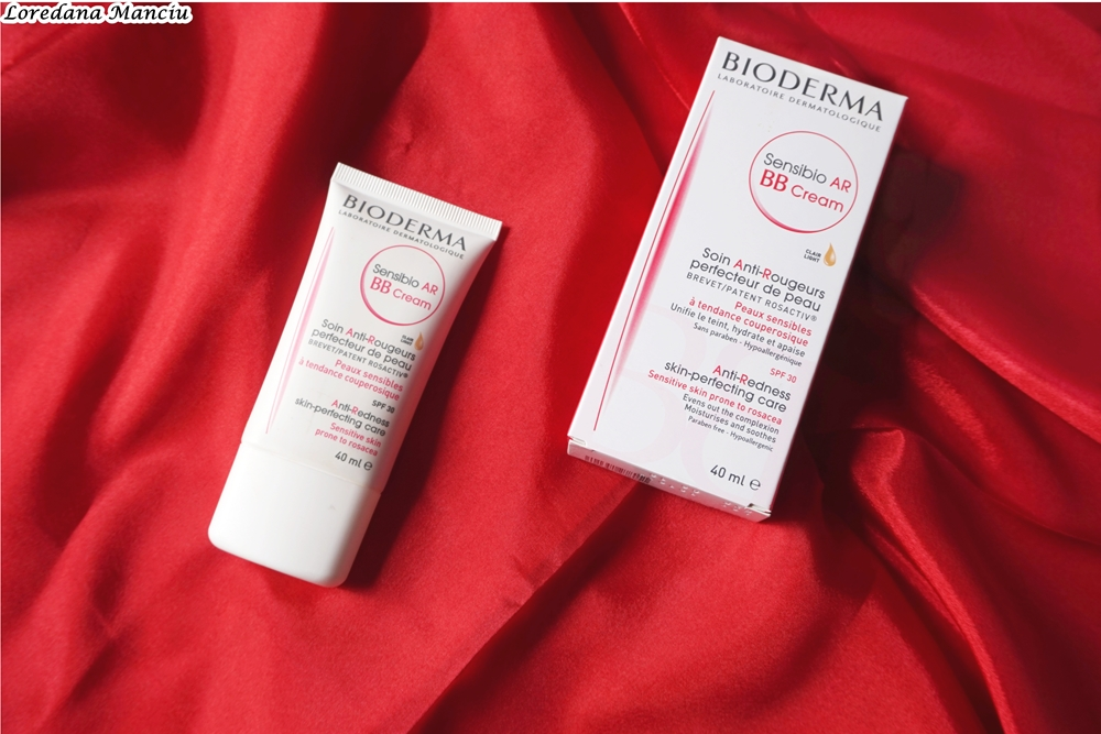 BB Cream Bioderma Sensibio Anti-Redness cu SPF 30