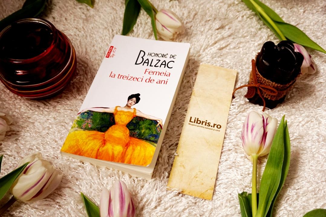 Recenzie carte: Femeia la 30 de ani – Honore De Balzac