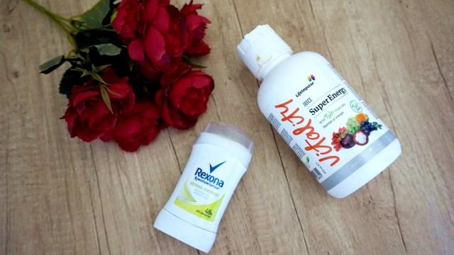 produse consumate in martie - supliment si deodorant