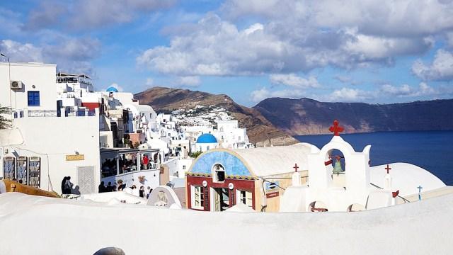 amazing Oia, Santorini