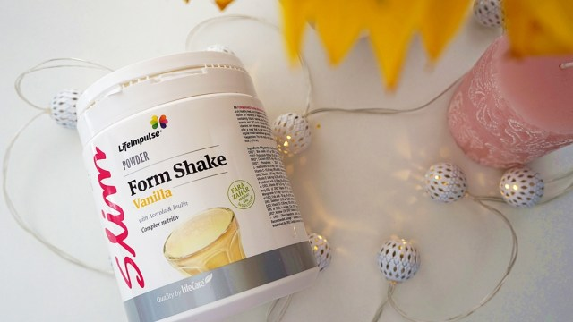 Form Shake Vanilla Life Impulse Slim powder