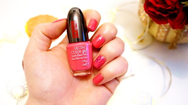 #nailstime Pupa Lasting Color Gel shade 126