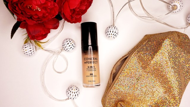 Milani Conceal and Perfect 2 in 1 Foundation - light natural