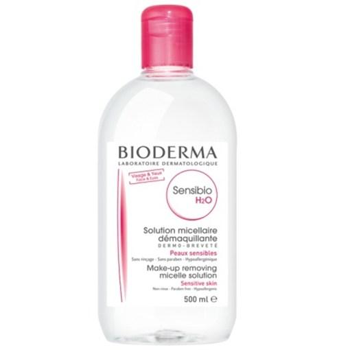 micellar water Bioderma Sensibio H2O