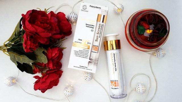 Crema de fata Frezyderm Second Skin Technology SPF50+