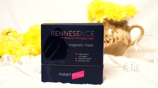 magnetic mask Rennesence Instant Action