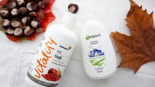 produse consumate #32 skincare si supliment Life Care