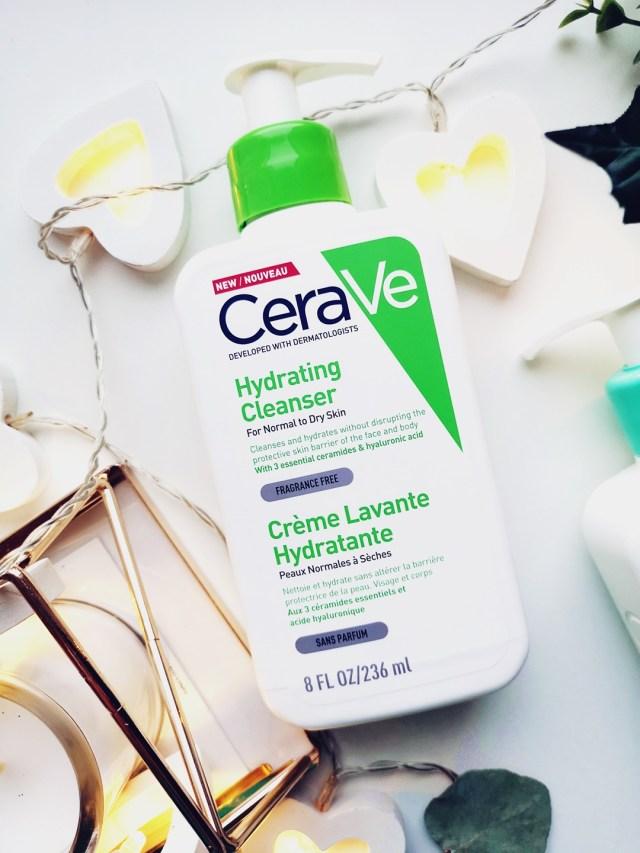 gel de spalare hidratant CeraVe