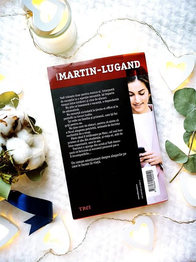 Imi pare rau sunt asteptata de Agnes Martin Lugand