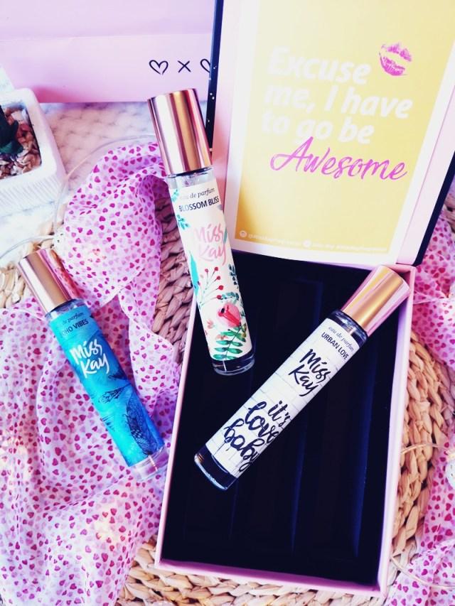 parfumuri miss Kay din cutia pick n dazzle