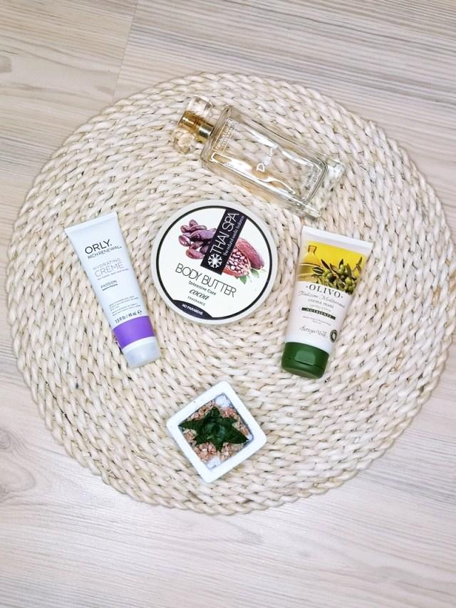 produse consumate - body and perfume
