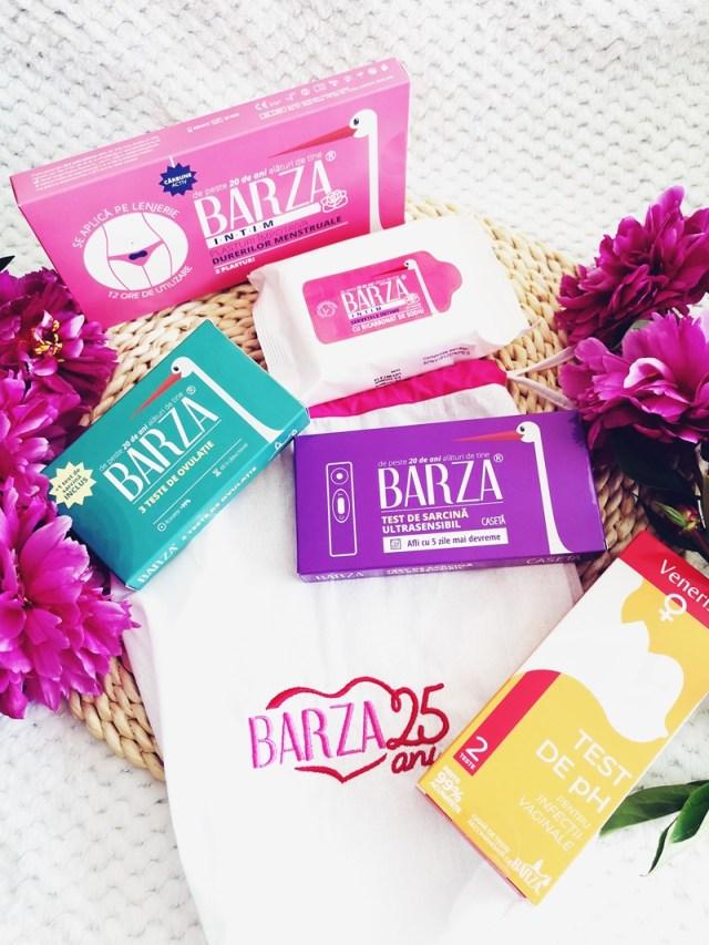 produse Barza pentru igiena intima
