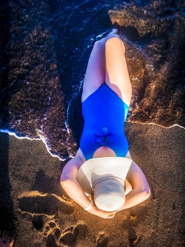 lorys blog at Faliraki Beach, Rodos Island