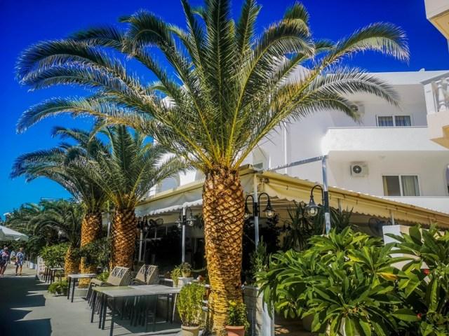 nice place at Charaki Beach, Rodos