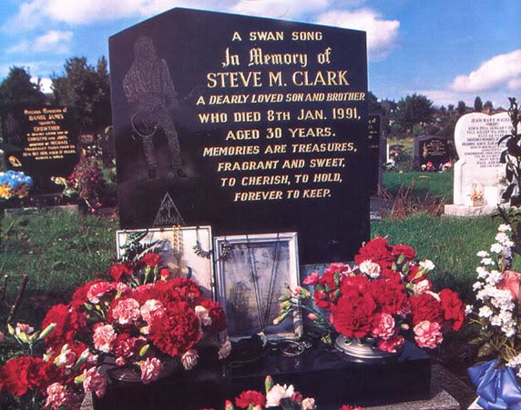 "In Memory of Steve ""Maynard"" Clark"