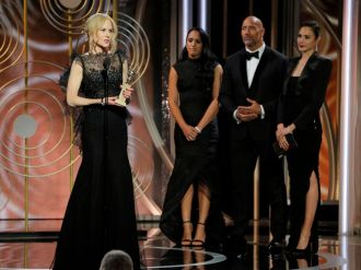 Fairytale princess or Angel in Black? Nicole Kidman