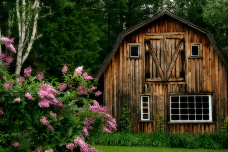 Freeman Patterson's Barn
