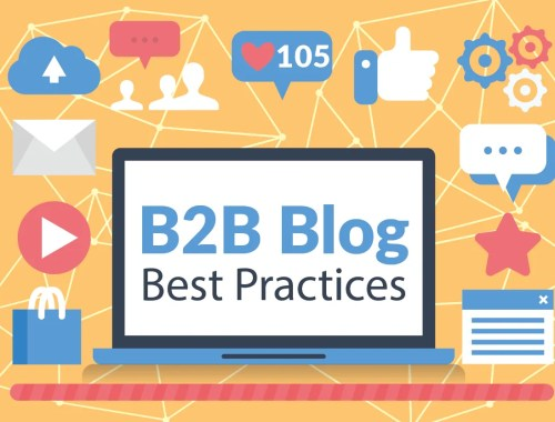 B2B Blog Best Practices