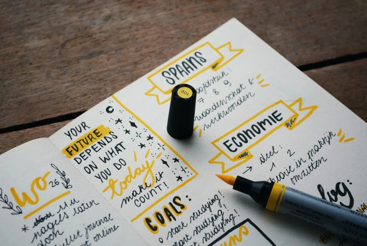 How to Organize Your Life With Bullet Journal? - Bullet Journal - Lorelei Web