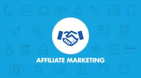 Digital marketing - Affiliate marketing