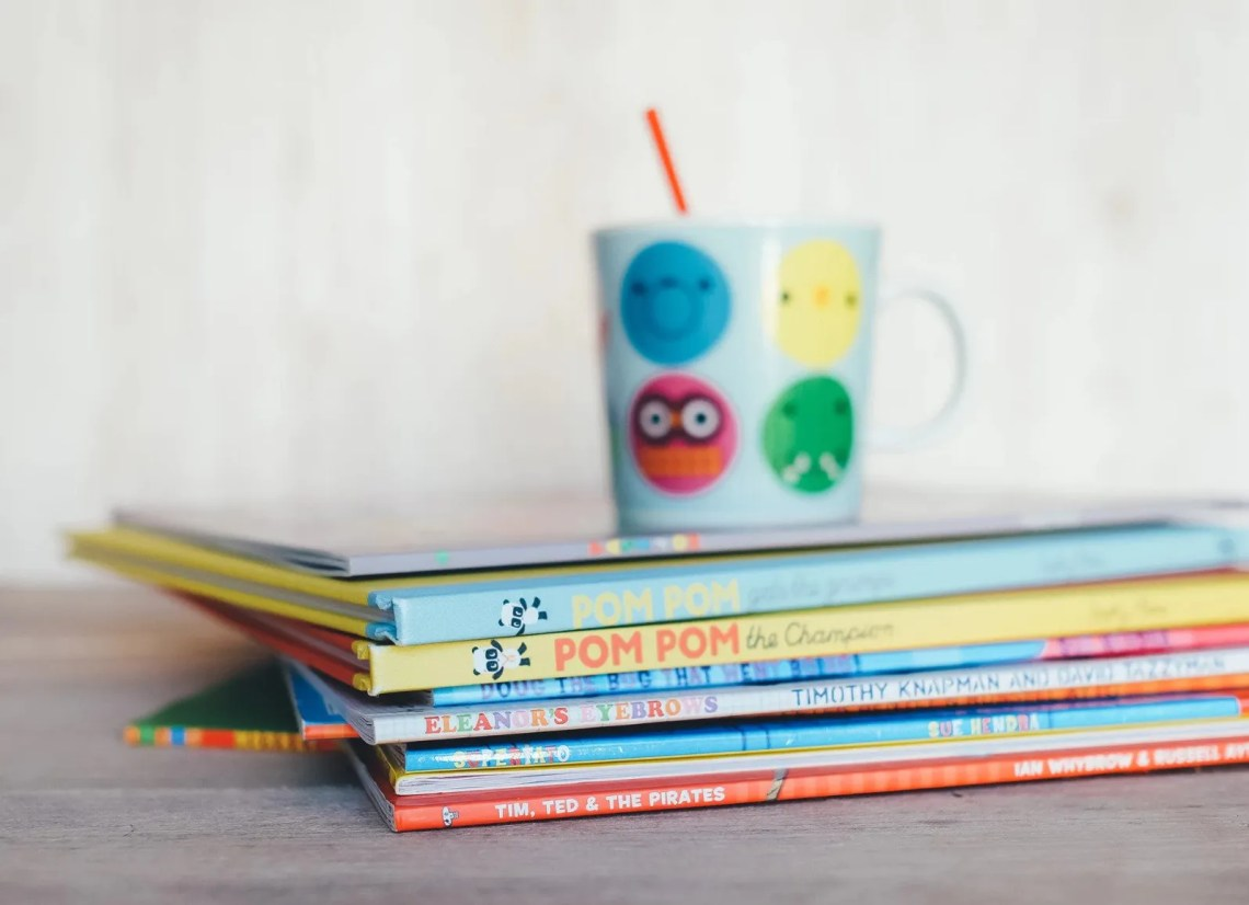 youtube kids -Book, cup, childhood and mug HD photo