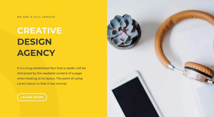 Divi theme review - wordpress design and theme elegant themes with website builder - design example