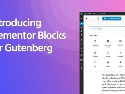 Gutenberg & Elementor Templates