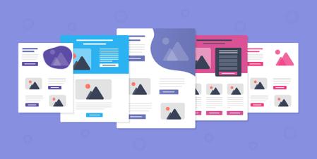 Landing page - Digital marketing